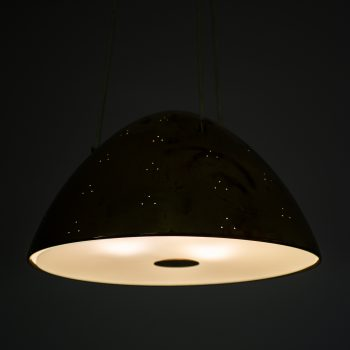 Paavo Tynell ceiling lamp model 1959 at Studio Schalling