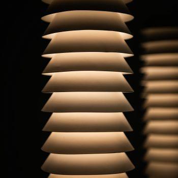 Ilmari Tapiovaara floor lamp model Maija the bee at Studio Schalling