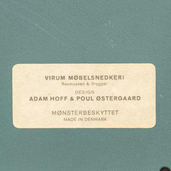 Adam Hoff & Poul Østergaard wall valet at Studio Schalling