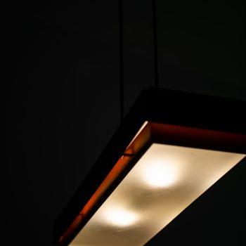 Jo Hammerborg ceiling lamp by Fog & Mørup at Studio Schalling
