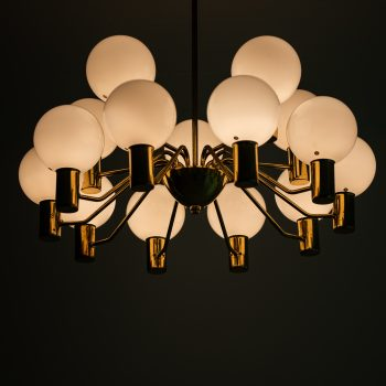 Hans-Agne Jakobsson ceiling lamp model T-372/15 at Studio Schalling