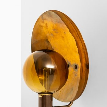 Hans-Agne Jakobsson wall lamps model V-180 at Studio Schalling