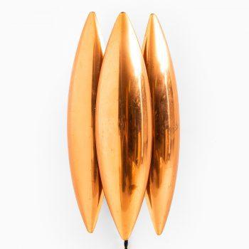 Jo Hammerborg wall lamps model Kastor at Studio Schalling