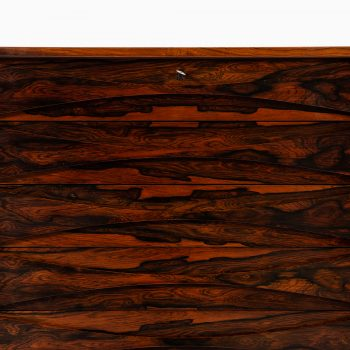 Arne Vodder attributed chest of drawer in rosewood at Studio Schalling