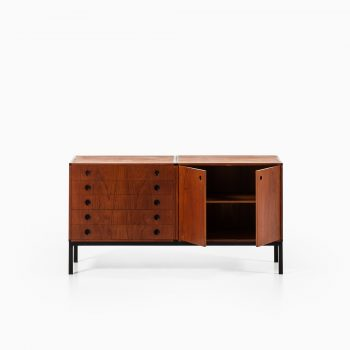 Hans Hove & Palle Petersen sideboard in teak at Studio Schalling