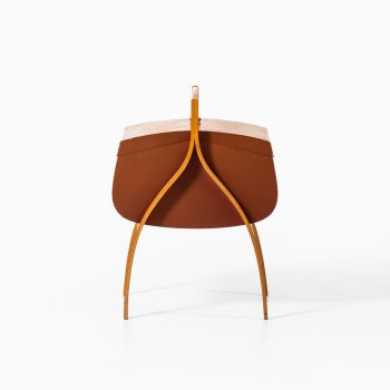 Side table / sewing table attributed to Elias Svedberg at Studio Schalling