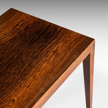 Severin Hansen side tables in rosewood at Studio Schalling