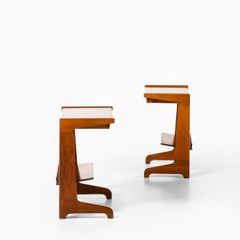 David Rosén bedside / side tables model Futura at Studio Schalling