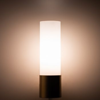 Jørgen Bo wall lamps model Sonet at Studio Schalling