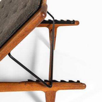 Hans Wegner GE-1 daybed / lounge chair by Getama at Studio Schalling
