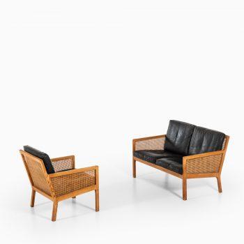 Bernt Petersen easy chair by Wørts møbelsnedkeri at Studio Schalling