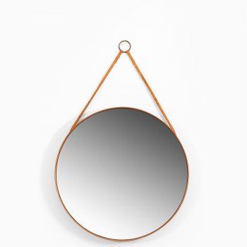 Round mirror model 102 by Glasmäster at Studio Schalling