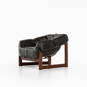 Percival Lafer easy chair model MP-091 at Studio Schalling