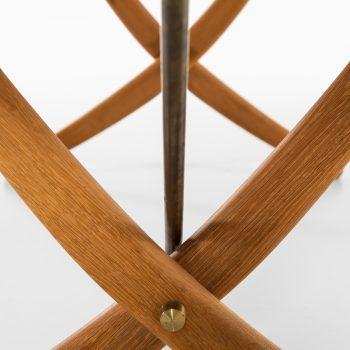 Hans Wegner dining table model AT-304 at Studio Schalling