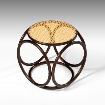 Michael Thonet stool by Thonet at Studio Schalling