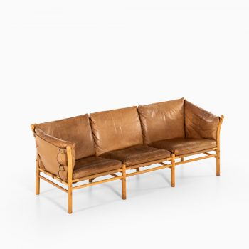 Arne Norell Ilona sofa produced by Arne Norell AB at Studio Schalling