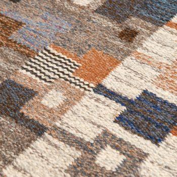 Mid century carpet by unknown designer at Studio Schalling