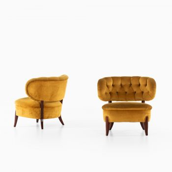 Otto Schulz easy chairs produced by Boet at Studio Schalling