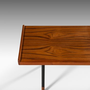 Kurt Østervig side / coffee table in teak at Studio Schalling