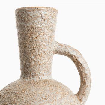 Alfred Johansson ceramic vase by Höganäs at Studio Schalling