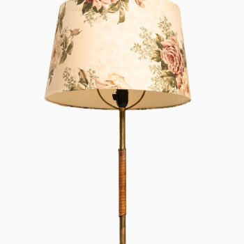 Pair of floor lamps attributed to Paavo Tynell at Studio Schalling