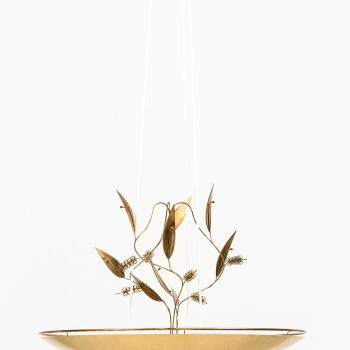 Paavo Tynell ceiling lamps model K2-33 by Taito Oy at Studio Schalling