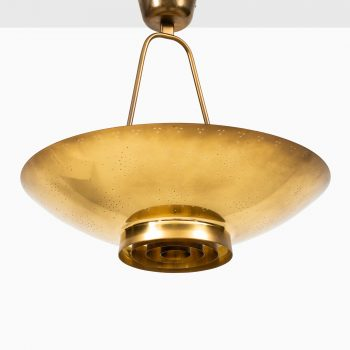 Paavo Tynell ceiling lamp model 9060 by Taito Oy at Studio Schalling