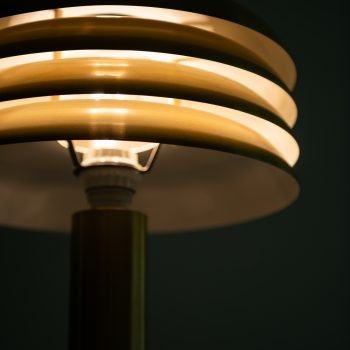 Hans-Agne Jakobsson table lamp model BN-26 in brass at Studio Schalling