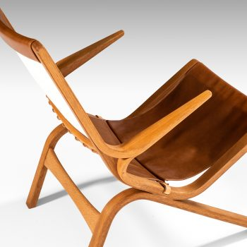 Bertil Fridhagen easy chair produced by Bodafors at Studio Schalling