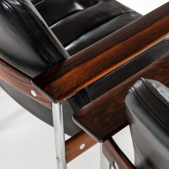 Sven Ivar Dysthe armchairs model 1001 at Studio Schalling