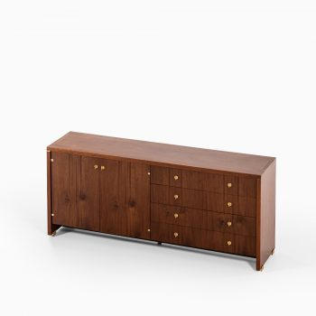 Very rare sideboard produced by Pierre Balmain at Studio Schalling
