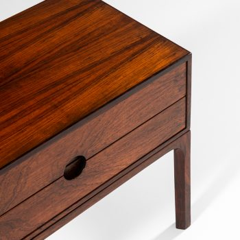 Kai Kristiansen bureau model 384 in rosewood at Studio Schalling