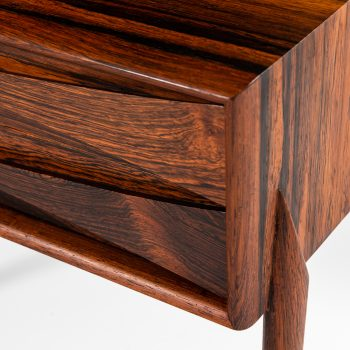 Rimbert Sandholt bureau / side table in rosewood at Studio Schalling