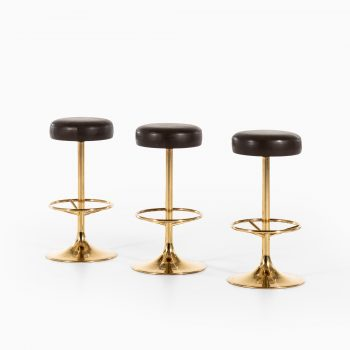 Börje Johanson bar stools model Classic at Studio Schalling