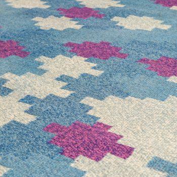 Large flatweave carpet by unknown designer at Studio Schalling