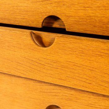 Kai Kristiansen bureau model 385 in oak at Studio Schalling