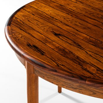 Niels O. Møller dining table in rosewood at Studio Schalling