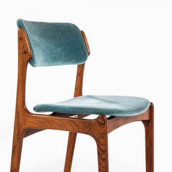 Erik Buck dining chairs model OD-61 at Studio Schalling