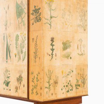 Josef Frank Flora cabinet by Svenskt Tenn at Studio Schalling