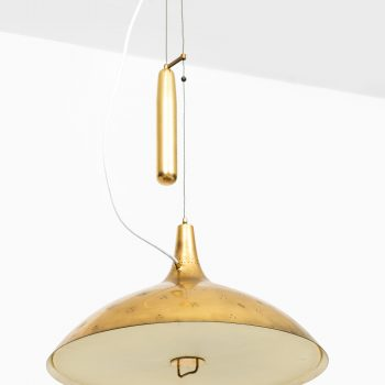 Paavo Tynell ceiling lamp model A1965 by Taito Oy at Studio Schalling