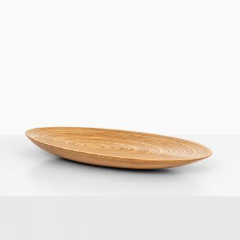 Tapio Wirkkala tray in laminated birch at Studio Schalling