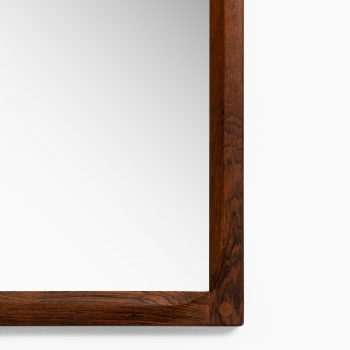 Aksel Kjersgaard mirror in rosewood at Studio Schalling