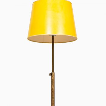 Josef Frank floor lamp model G2424 by Svenskt Tenn at Studio Schalling