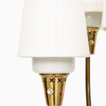 Floor lamp attributed to Hans Bergström at Studio Schalling