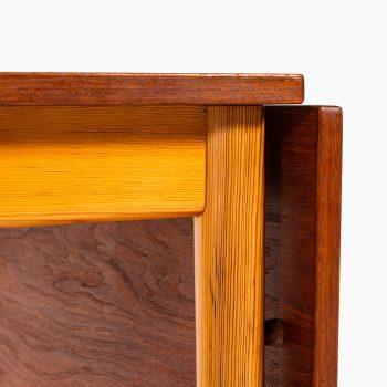 Børge Mogensen dining table in pine and teak at Studio Schalling