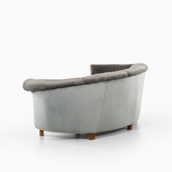 Otto Schulz attributed curved sofa at Studio Schalling