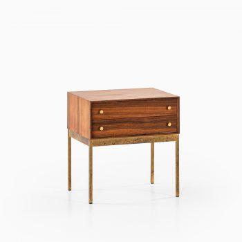 Poul Nørreklit side table / bureau in rosewood at Studio Schalling