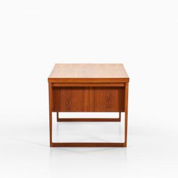 Kai Kristiansen desk model 70 in teak at Studio Schalling