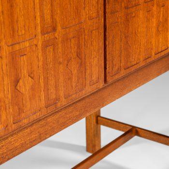 Eyvind Beckman cabinet in teak at Studio Schalling