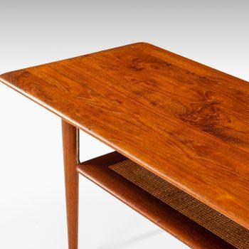 Peter Hvidt & Orla Mølgaard-Nielsen coffee table model FD-516 at Studio Schalling